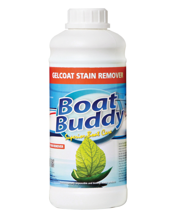 BOAT BUDDY Gelcoat Stain Remover Αφαιρετικό λεκέδων  1L