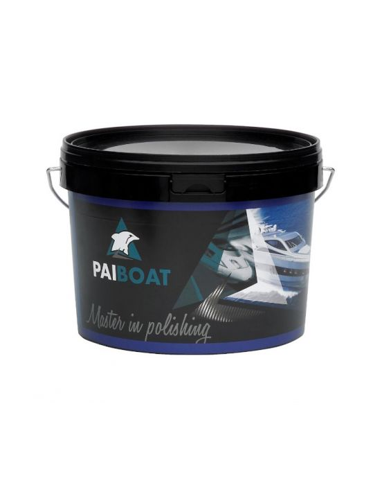 JUST 1 ΓΥΑΛΙΣΤΙΚΗ ΑΛΟΙΦΗ PAI BOAT rubbing polishing compound PAI BOAT (3kg)