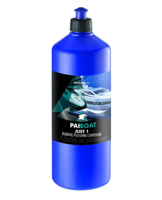 JUST 1 ΓΥΑΛΙΣΤΙΚΗ ΑΛΟΙΦΗ PAI BOAT rubbing polishing compound PAI BOAT (0,5kg)