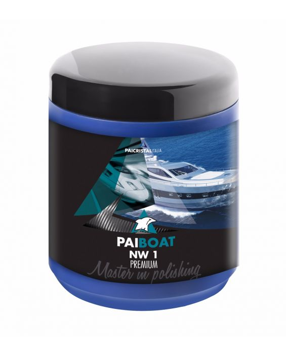 NW1 ΙΣΧΥΡΗ ΓΥΑΛΙΣΤΙΚΗ ΑΛΟΙΦΗ PAI BOAT super cutting polishing compound (1kg)