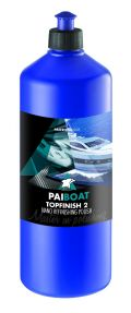 TOP FINISH 2  ΑΛΟΙΦΗ ΦΙΝΙΡΙΣΜΑΤΟΣ NANO-REFINISHING PAI BOAT rubbing polishing compound (1kg)